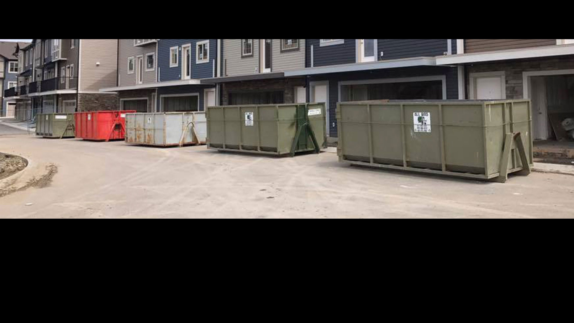 All Bins Ltd Waste & Drywall Removal